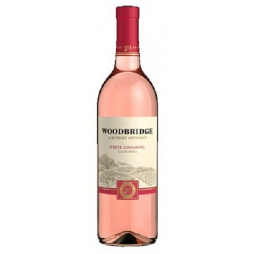 Woodbridge White Zinfindel 750ML Alchohol Delivered To You