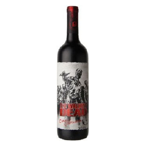 The Walking Dead Cabernet Sauvignon 750ML Alchohol Delivered To You