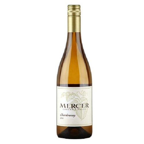 Mercer Chardonnay 750ML Alchohol Delivered To You