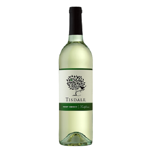 Tisdale Pinto Grigio 750ML Alchohol Delivered To You