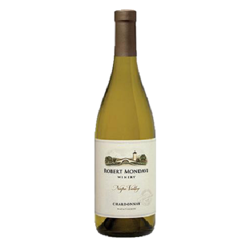 Robert Mondavi Napa Valley Chardonney 750ML Wine Delivered To You