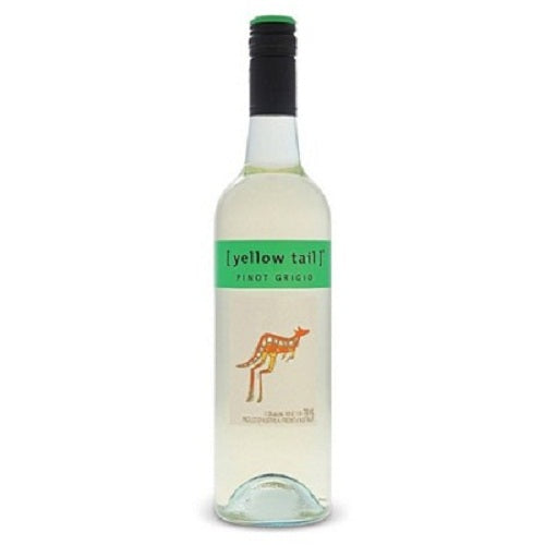 Yellow Tail Pinto Grigio 750ML Wine Delivered To You