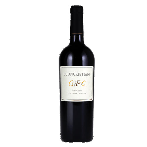 2015 Buoncristiani Opc Proprietary Red Napa Wine Home Delivery