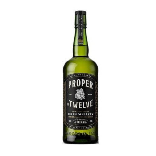 Proper Twelve	Irish Whiskey 750ML Delivered To You