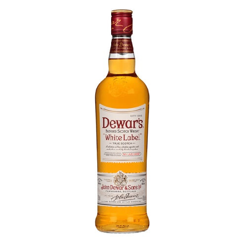 Dewars White Label Blended Scotch Whiskey Home Delivery Contactless