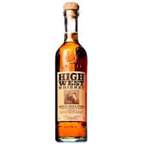 High West Whiskey Utah Distillary Best Home Delivery Service