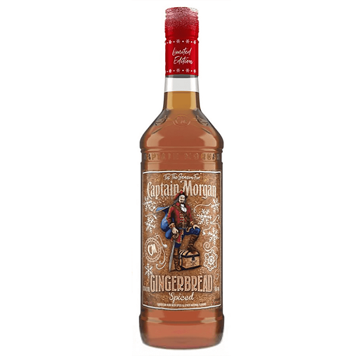 Captain Morgan Gingerbread Spiced Rum Online Liquor Store HomeDelivery