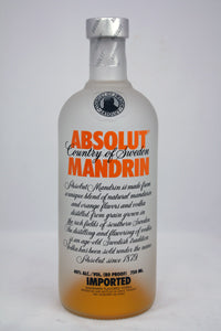 Absolut Mandrin Vodka 750 ML | Alcohol Home Delivery
