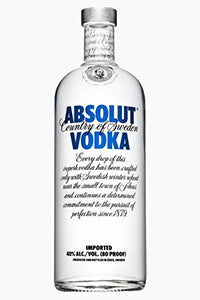 Absolut Vodka 750 ML | Alcohol Home Delivery