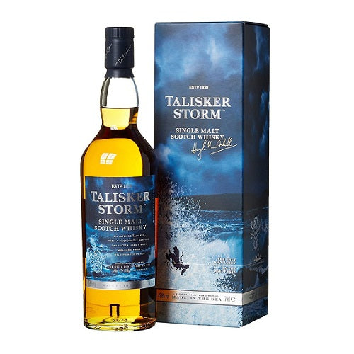 Talisker Single Malt Storm Scotch | Liquor Delivered Direct