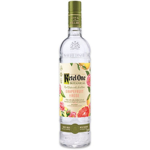 Ketel One Botanicals Grapefruit & Rose 750ml