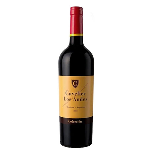 Argentina Red Wine Blend by Cuvelier Los Andes Coleccion 2014 750ml