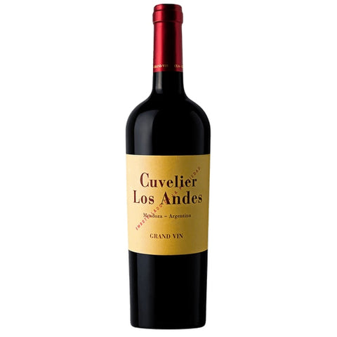 2013 Argentina Wine Cuvelier Los Andes Grand Vineyard Home Delivery