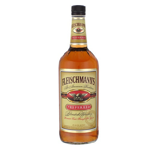 Fleischmann's Preferred Blended Whiskey 750ml Alcohol Delivered Direct
