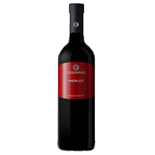 2017 Merlot By Cusumano Top Wine Delivered At Home