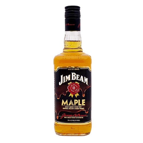 Jim Beam Maple Bourbon Whiskey 750ml