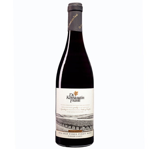 2016 Pinot Noir New York Wine by Dr. Frank 750ml