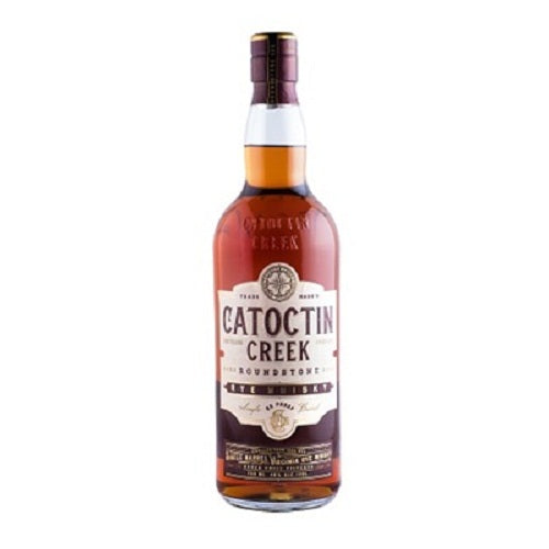 Catoctin Creek Roundstone Cask Rye Whiskey 750ml Home Delivery