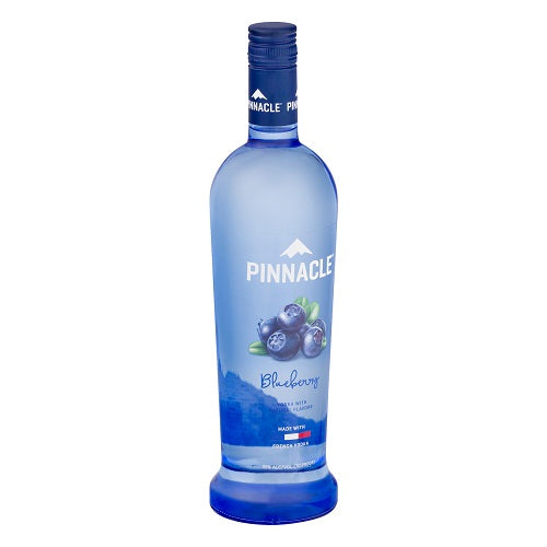 Pinnacle Blueberry 70 Proof Vodka 750ml