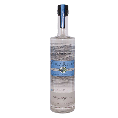 Cold River Blueberry Vodka 750ml