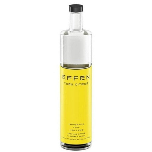 Effen Yuzu 70 Proof 750ml
