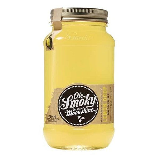 Ole Smoky Lemon Drop Moonshine Tennessee Whiskey 750ml