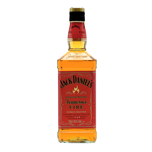 Jack Daniels Tennessee Fire 750ml | Liquor Delivery Direct