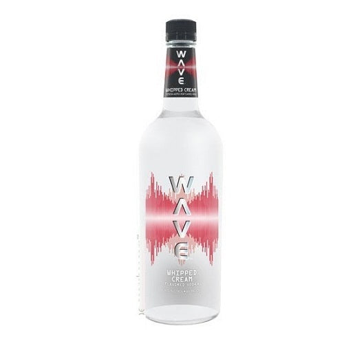 Wave Whipped Cream Vodka 750ml