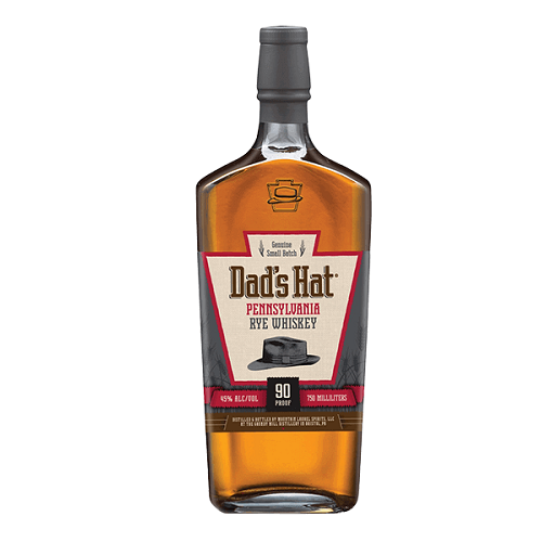 Dad's Hat Pennsylvania White Rye 750ml
