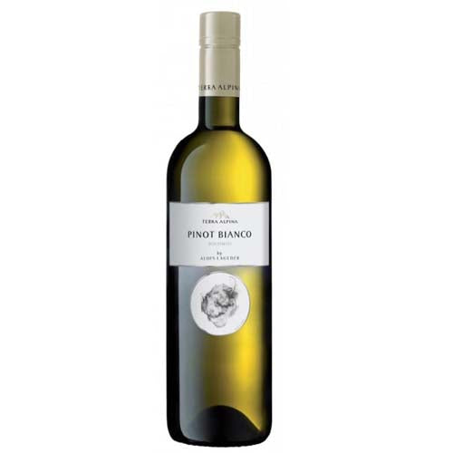 2018 Italian High Rated Wine Lageder Pinot Bianco Home Delivery
