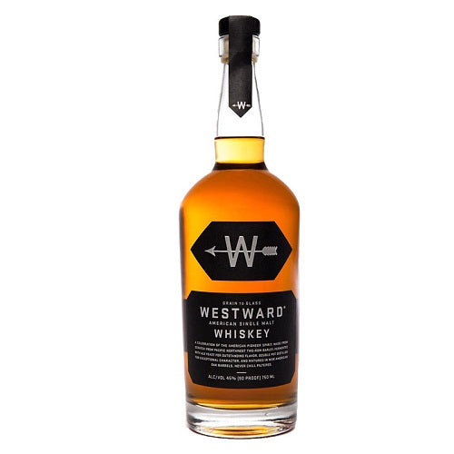 Westward American Single Malt Whiskey 750ml