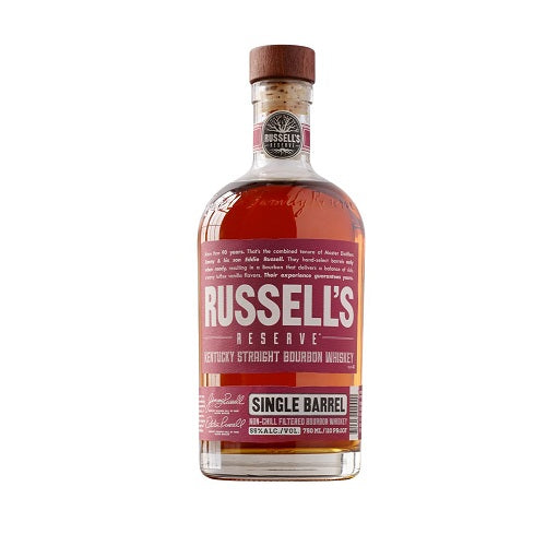 Russell's Reserve Single Barrel Whiskey 750ml