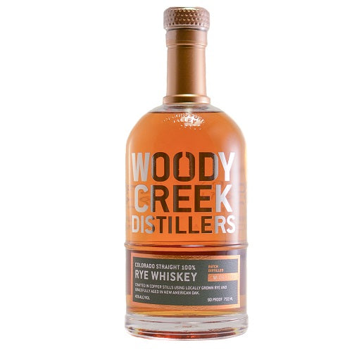 Woody Creek Bourbon 90 Proof 750ml