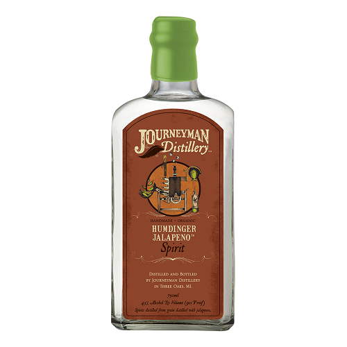 Journeyman Distillery Spirit Humdinger Jalapeno 750ml