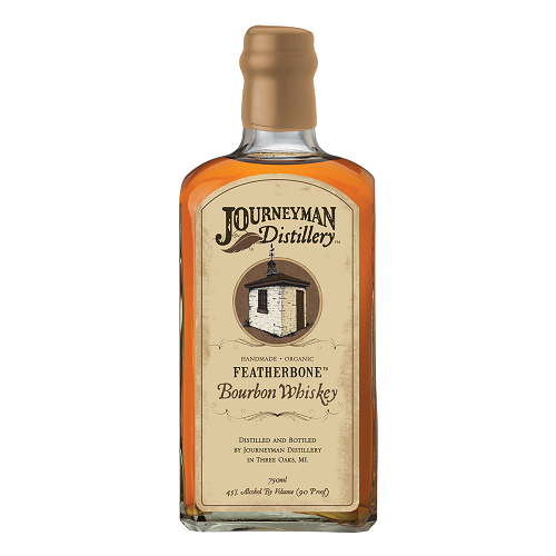 Journeyman Featherbone Bourbon 750ml
