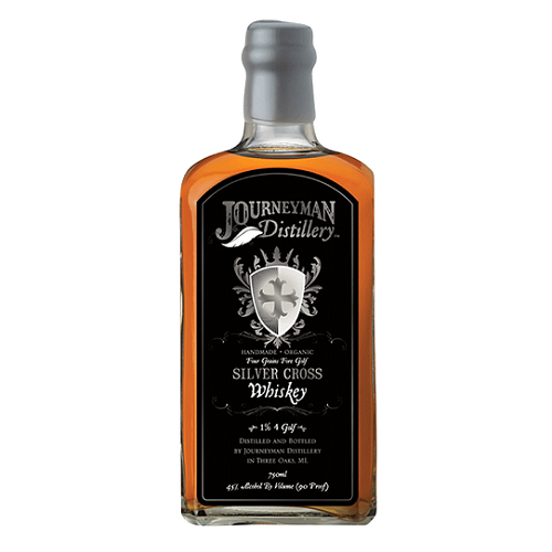 Journeyman Silver Cross Four Grain Whiskey 750ml