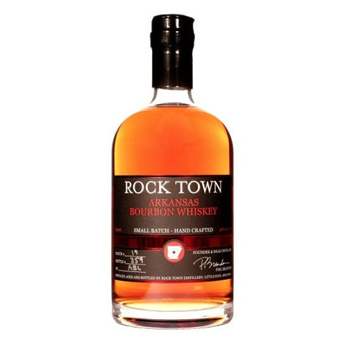 Rock Town Small Batch Bourbon 750ml