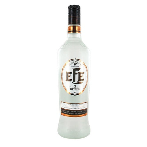 Efe Raki Black Triple Distilled 750ml