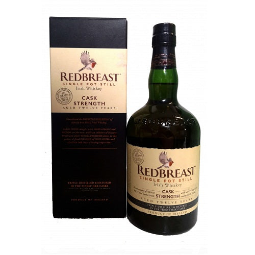 Redbreast 12 Year Old Cask Strength 750ml