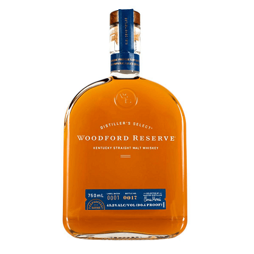 Woodford Reserve Malt Whiskey 750ml