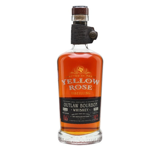 Yellow Rose Outlaw Bourbon 750ml