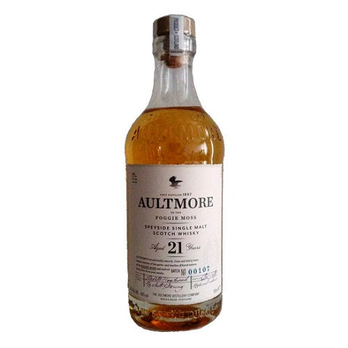 Aultmore 21 Year Old Single Malt Scotch 750ml