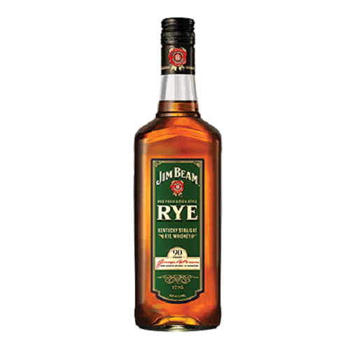 Jim Beam Rye 90 Proof | Liquor Delivered Direct