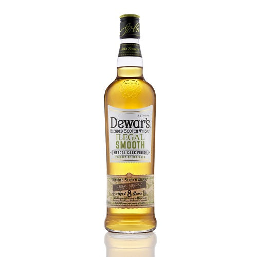 Dewar's Ilegal Smooth Mezcal Cask Finish 8 Years Old 750ml