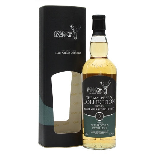 Glenrothes 8 Year The Macphail's Collection 750ml