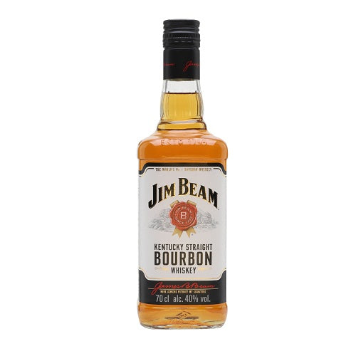 Jim Beam White Label Whiskey 750ml | Liquor Delivered Direct