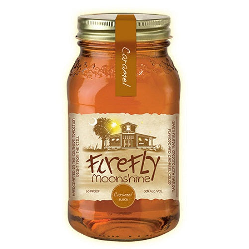Firefly Moonshine Caramel 750ml
