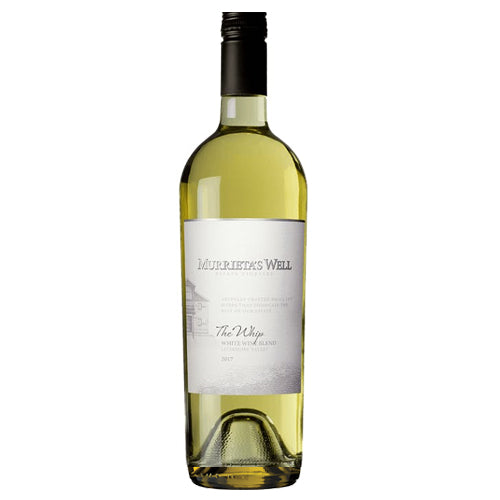 Murrieta's Well The Whip White Wine Blend From California 2017 750ml