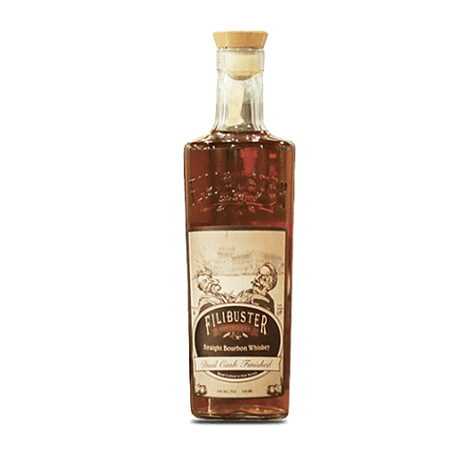 Filibuster Single Estate Straight Bourbon Whiskey 750ml Delivered Direct