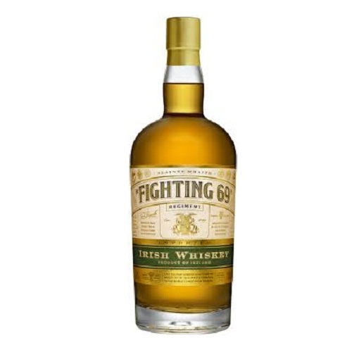Fighting 69th Irish Whiskey 750ml